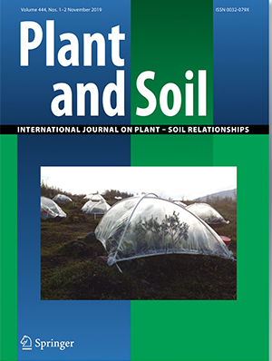 Plant and Soil cover